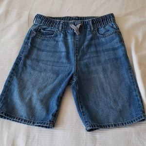 Children's Place boys denim shorts
